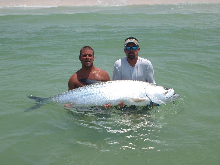 Panama city beach fishing charters trips last local for Fishing report panama city