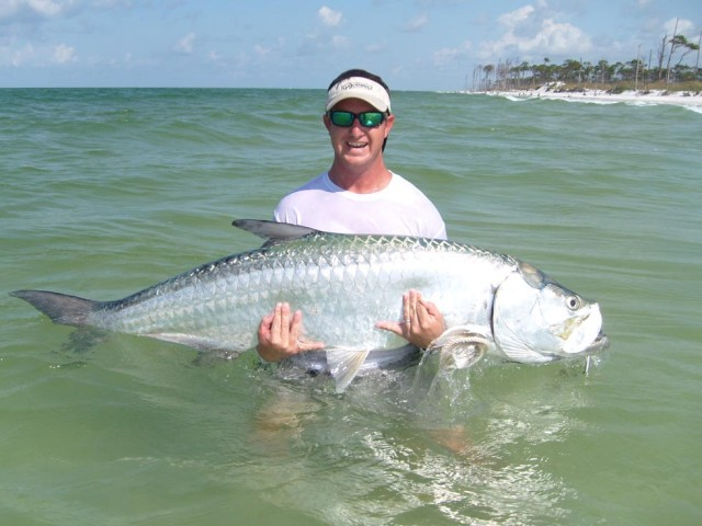 Panama City Beach Tarpon Fishing Charters