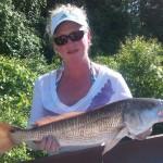 Holly's redfish '12