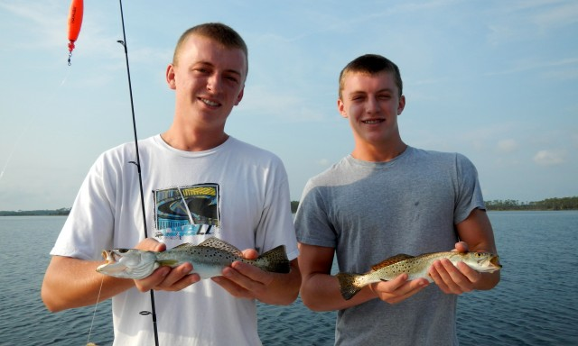 Panama city guided fishing trips archives last local for Panama city fishing charters