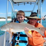 Last Local Guide Service, J. Wormfly redfish 2