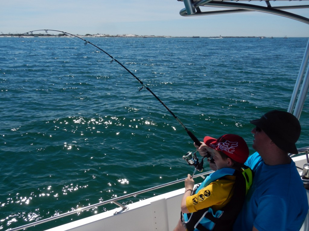 Sheepshead and redfish last local guide service panama for Pcb fishing report