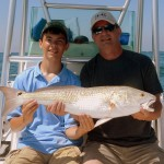 Last Local Guide Service, Panama City Beach- Redfish (Beckett)
