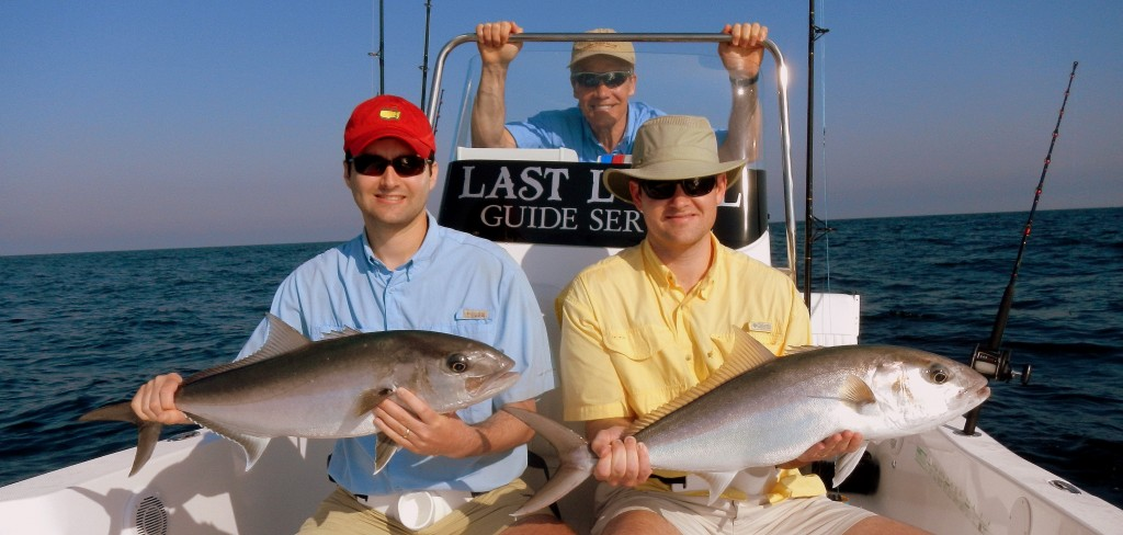 Last Local Guide Service- Amberjack (Stubbs)