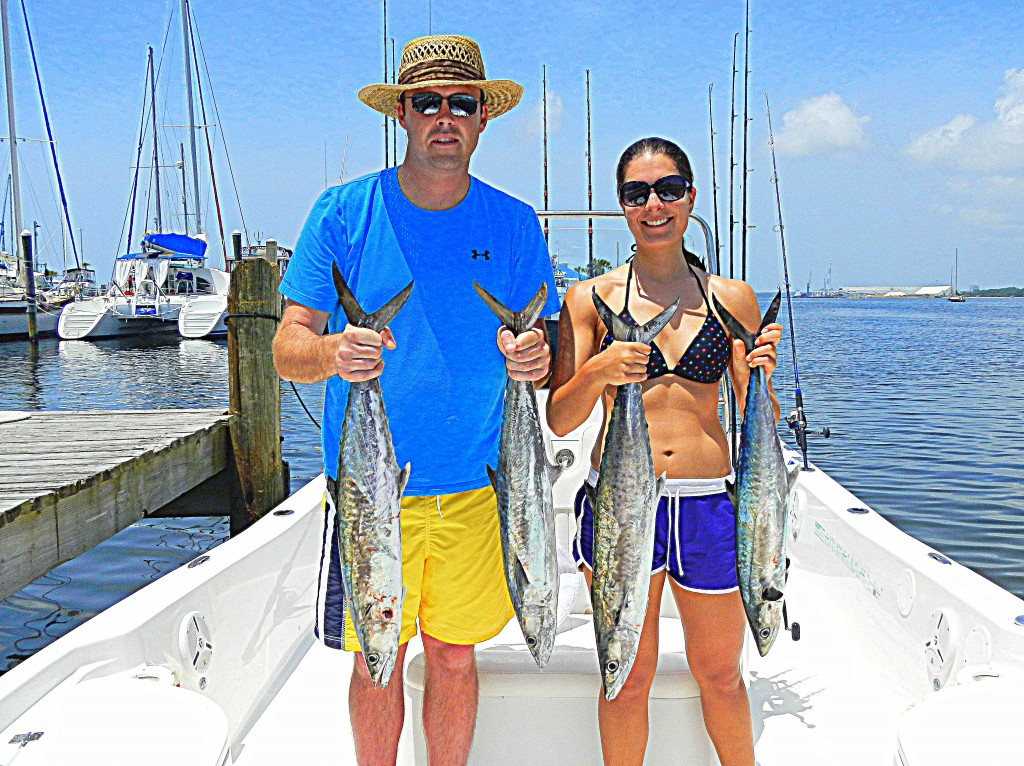 Summer 2015 fishing on panama city beach is finally here for Panama city fl fishing report