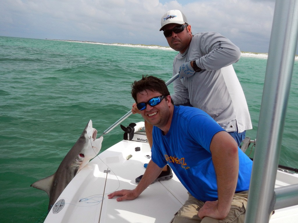 Last Local Guide Service Blacktip Shark Phillips1